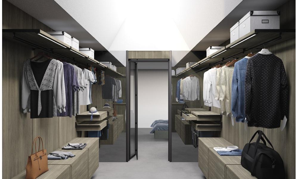 Mobili su misura varese armadi cabine armadio mobili per mansarde - Mobili su misura mansarda ...